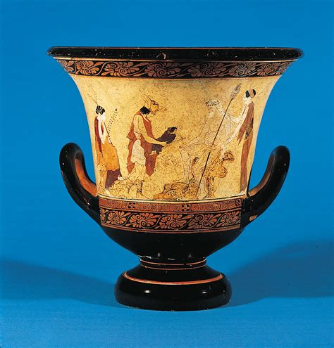 Dionysus Vase by 480 400 Bce Early And High Classical Periods Ancient