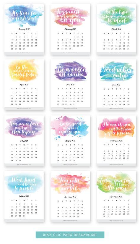 monthly printable calendar baby art pinterest