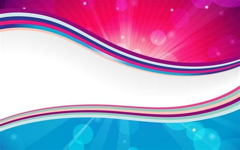 vector abstract colorful wavy lines wallpapers hd