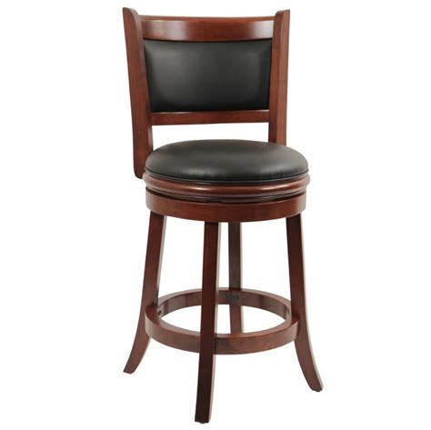 Cherry Bar Stools With Backs by 52 Types Of Counter Bar Stools Buying Guide