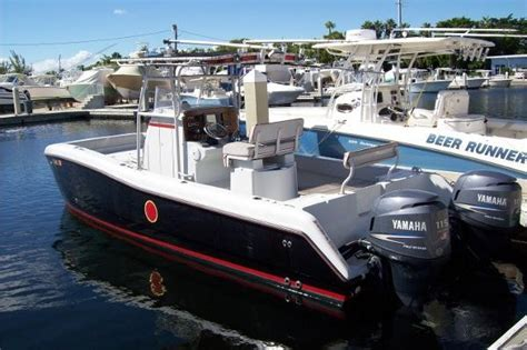 catamaran boat storage key largo prowler 246 2002 used boat for sale in key largo florida