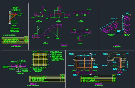 cable tray section detail electrical cable tray installation details cad files