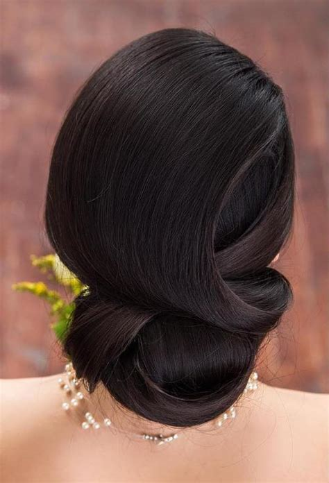 Wedding Hairstyles Updo For Hair by 40 Chic Wedding Hair Updos For Brides