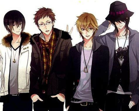 Anime Agent Guy Google Search Anime Pinterest Boys Anime Friends Boy And