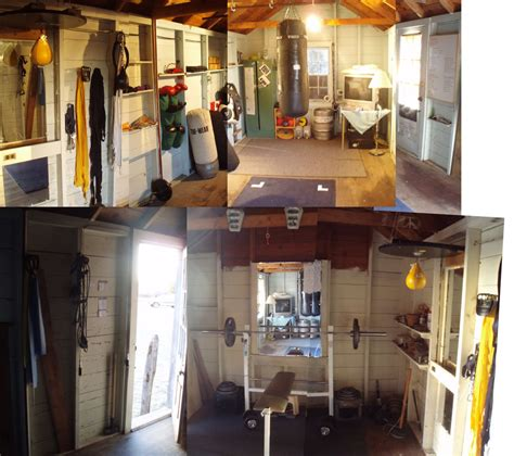 benefits  turning  backyard shed   gym shed