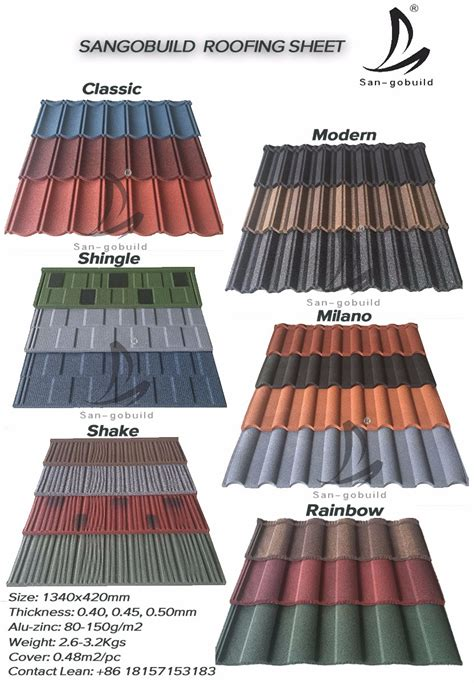 span roofing sheet philippines aluzinc galvalume precio roofing materials coated