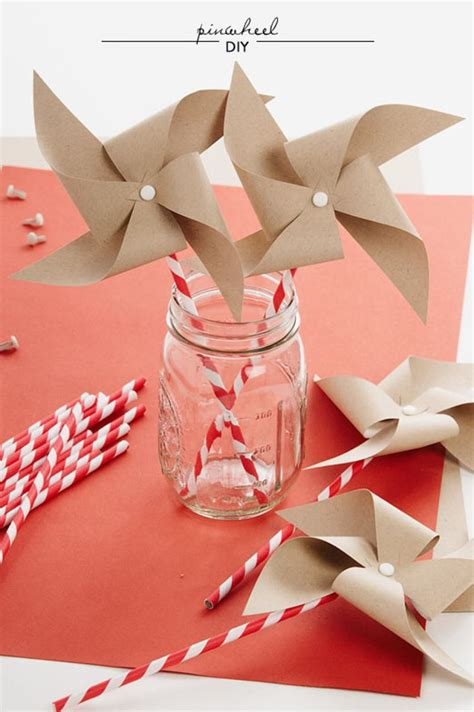 Pinwheel Paper Craft - 54 best images about crafts paper pinwheels on