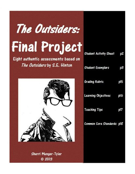 different themes in the outsiders 87 best images about literature on pinterest to be