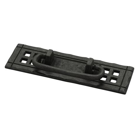 mission style cabinet handles liberty hardware shop pn8005 sam a drop pull black