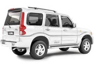 mahindra scorpio new car price mahindra scorpio revels in the growing popularity