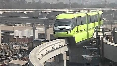 World's Second Largest and India's First Monorail Service ...