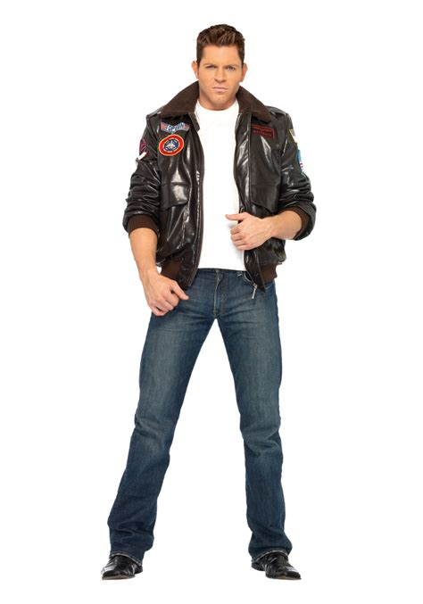 best costumes mens top gun bomber jacket