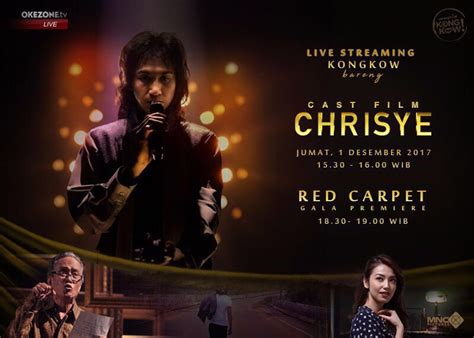 Film Chrisye Streaming | penasaran dengan film chrisye yuk ikuti live streaming