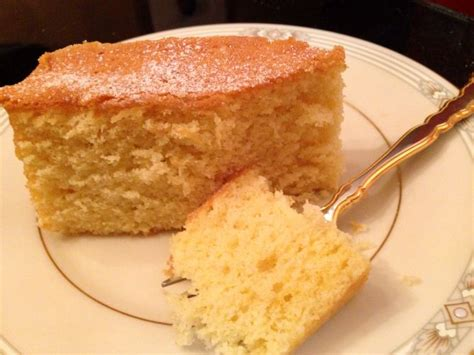 Bestest As Light And Fluffy As A Butter Cake Can Be Light Fluffy Cake Recipe