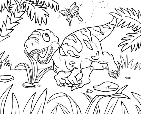 coloring book pictures coloring book dino by xkaseix on deviantart