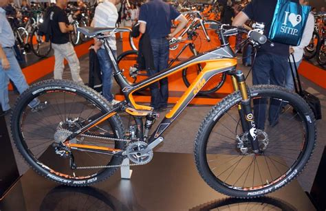Ktm Mountain Bike Review Tradeshow Gallery Cool Mountain Bikes From Devinci Ktm