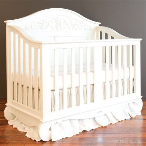 White Cribs by Chelsea Lifetime Crib White