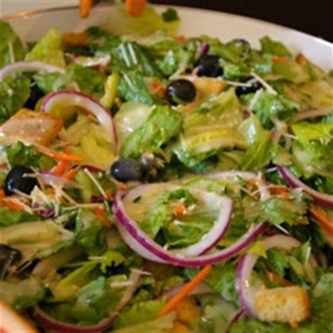 olive garden 256 copy cat olive garden salad and dressing recipe dishmaps
