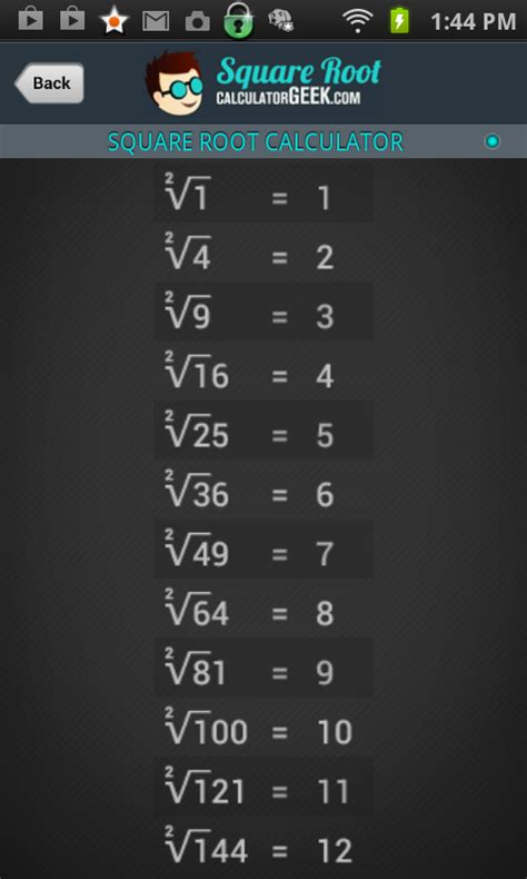 calculator root square root calculator android apps on google play