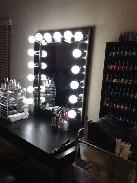 Buy Vanity Mirror With Lights by Light Bulb Vanity Mirror Diy Ideas Afroziaka Info
