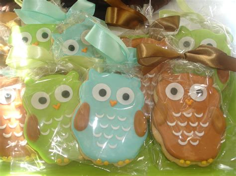 owl baby shower giggles galore - Baby Boy Shower Owl Theme
