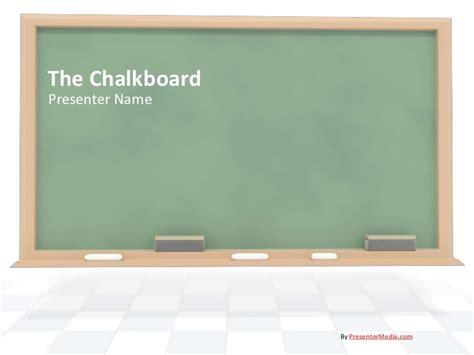 templates powerpoint blackboard blackboard ppt template