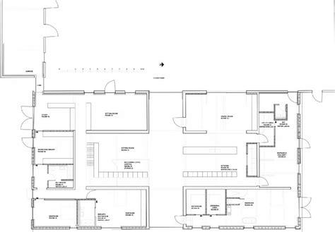 Plan Grange by Loft Dans Une Grange Par David Nossiter Architects