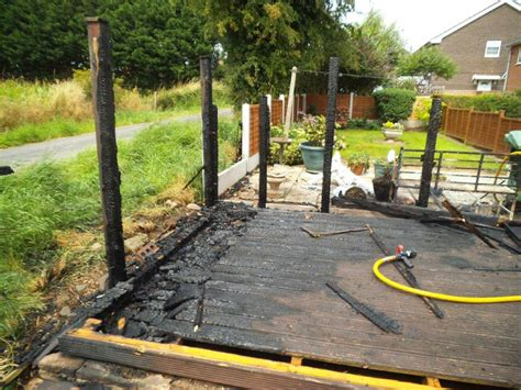 Burner For Garden Safety Warning Issued Following Fires Caused By Use Of