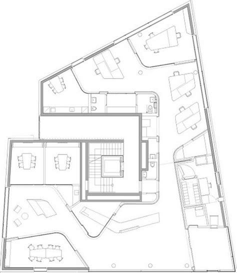 layout plan for bank an original bank design raiffeisen office in zurich by