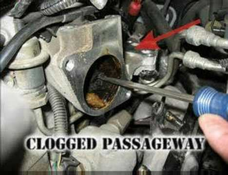 egr valve removal for 01 pontiac grand am gt doovi