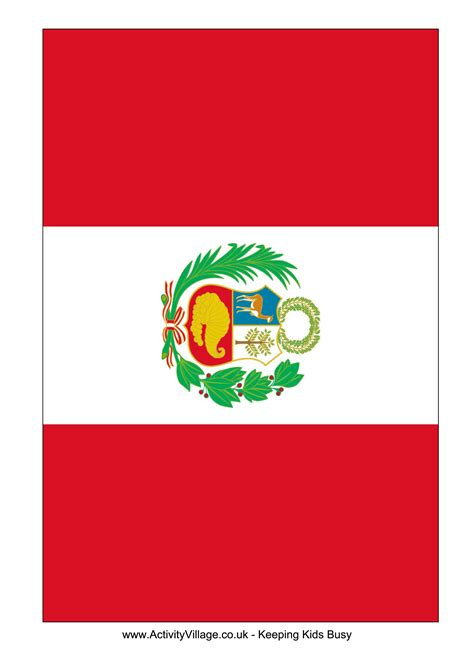 printable flags of the world a4 peru flag download this free printable peru template a4