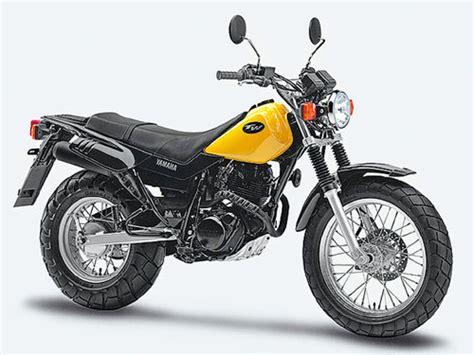 Welches Motorrad F R Kleine Frau by Yamaha Tw 125 Motorrad