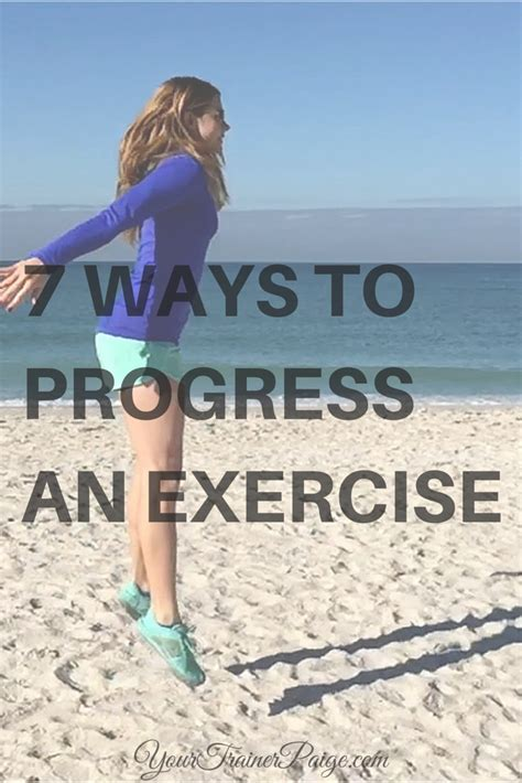 7 Ways To Exercise With Your by Strength Program 7 Ways To Progress An Exercise