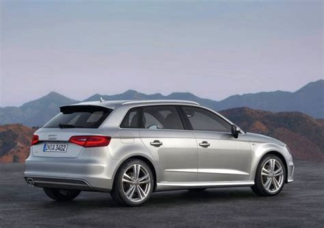 Audi A3 S Line 2015 by 2015 New Audi A3 Sportback S Line Oopscars