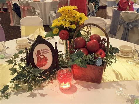 Snow White centerpiece   Wedding stuff in 2019   Snow
