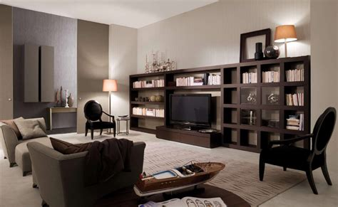 bookshelves living room bookshelf as room focus in interior design