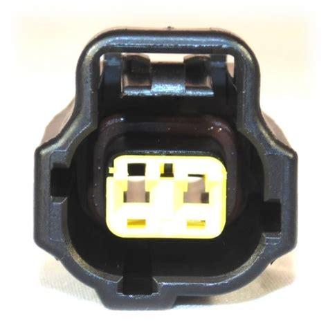 Lasdop On Wire Conector 05 1mm Grey 2 way te sealed sensor connector housing black