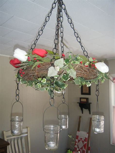 make your own chandelier make your own grapevine wreath chandelier creative home