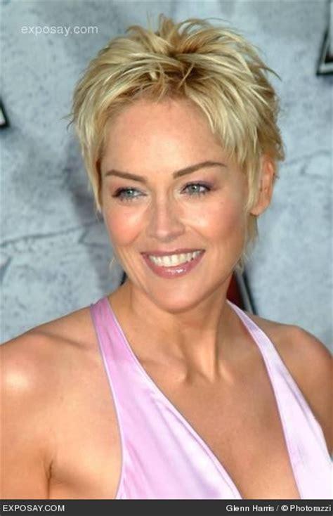 short perky haircuts for women over 50 movies noticias sharon stone e adrien brody em com 233 dia
