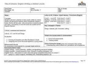 early years lesson plan template scheme of work skills workshop