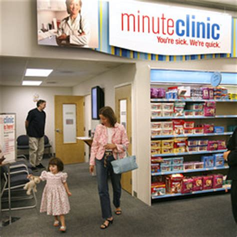 related keywords suggestions for minuteclinic