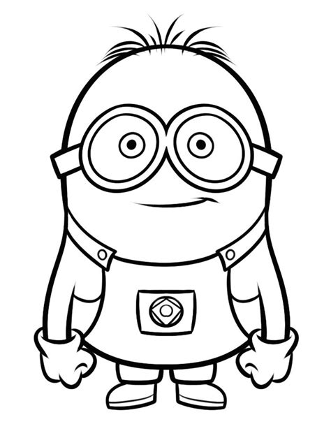 minion golfer coloring page 24 best images about coloring pages minions on pinterest