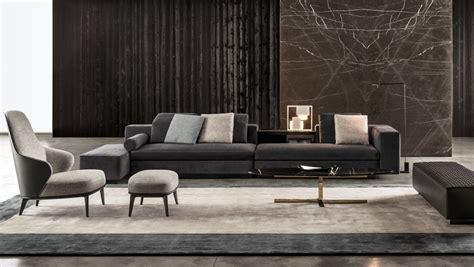 Yang Sofa by Yang By Minotti Design Rodolfo Dordoni