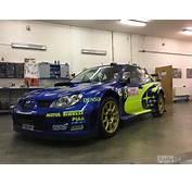Subaru IMPREZA S12 WRC 06 / Rally Cars For Sale
