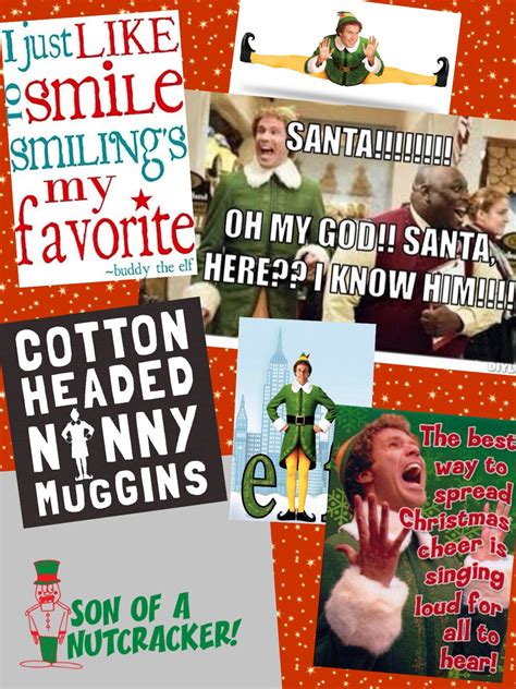 film quotes elf buddy the elf movie quotes quotesgram