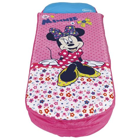 minnie mouse bed in a bag minnie mouse ready bed bedding readybed new sleeping bag