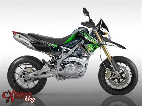 Modifikasi Motor Supermoto by Klx 150 Supermoto Cxrider