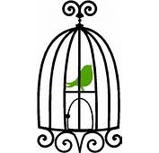 Bird Cage Clip Art  Clipartsco