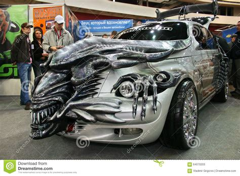 Auto Z Tuningu by Car Tuning Style This Themed Pt Cruiser Was