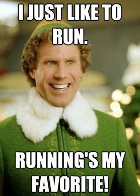 Runner Meme - oh hey hello there running my mouth